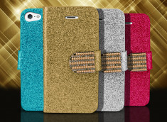 Etui iPhone 5/5S Glam Color