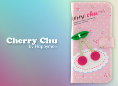 Etui iPhone 5 Happymori - Cherry Chu