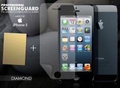 Film Protecteur iPhone 5/5S/5C Diamant