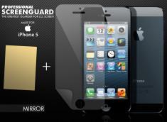 Film Protecteur iPhone 5/5S/5C Miroir