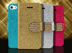 Etui iPhone 5C Glam Color