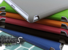 Etui iPad 2/3/4 Retina Rubber 'S' Cover