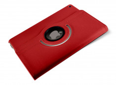 Etui iPad 10.2 7ème Génération Spin 360°-Rouge