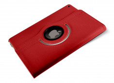 Etui iPad (2017) Spin 360°-Rouge