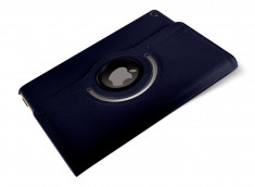 Etui iPad Mini 4 Spin 360°-Bleu Foncé
