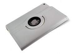 Etui iPad Pro 9.7 Spin 360°-Blanc