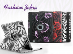 Etui iPad Retina Fashion Zebra