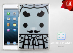 Coque iPad mini Mr Box