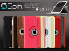 Etui iPad Mini Spin 360 Leather