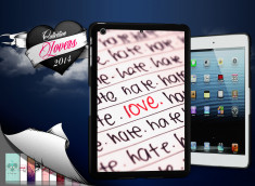 Coque iPad Mini Hate but Love