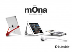iPad Stand Mona by Kubxlab