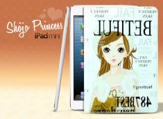 Etui iPad mini 3/iPad Mini 2/iPad mini Shojo Princess-Modèle 3
