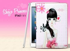 Etui iPad mini 3/iPad Mini 2/iPad mini Shojo Princess-Modèle 4