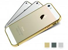 Coque iPhone 5/5S Aluminium Style