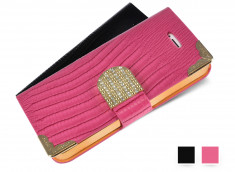 Etui iPhone 5C Luxury Croco