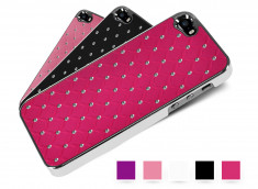 Coque iPhone 5 Luxury Leather