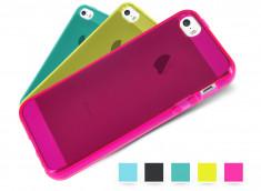 Coque iPhone 5/5S Regular Flex