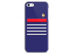 Coque iPhone 5/5s/SE Coupe du Monde France