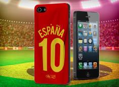 Coque iPhone 5/5S Coup du Monde 2014-Maillot Espana