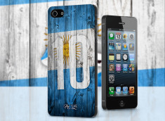 Coque iPhone 5/5S Coupe du Monde 2014-Argentine