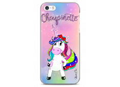 Coque iPhone 5/5s/SE Licorne Choupinette design