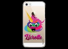 Coque iPhone 5C Licrotte