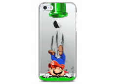 Coque iPhone 5C Mario game over