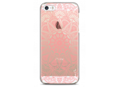 Coque iPhone 5C Pink Mandala