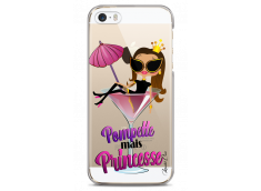 Coque iPhone 5/5s/SE Pompette mais Princesse
