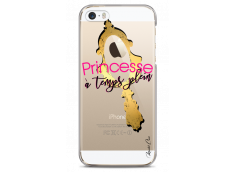 Coque iPhone 5/5s/SE Princesse à temps plein
