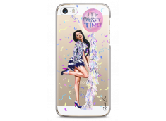 Coque iPhone 5C Purple Party