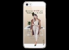 Coque iPhone 5/5s/SE Recherche Sosie