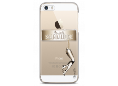 Coque iPhone 5/5s/SE Scandaleuse Private