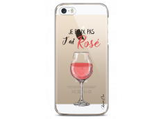 Coque iPhone 5/5s/SE J'ai rosé