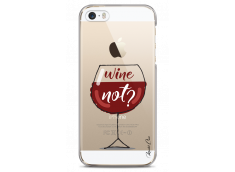Coque iPhone 5/5s/SE Wine not?