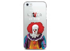 Coque iPhone 5C Le Clown You are one of us