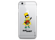 Coque iPhone 6/6S Super Bat Bart Simpson cartoon design