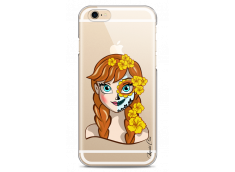 Coque iPhone 6/6S Anna walt Disney face design