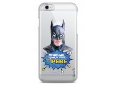 Coque iPhone 6/6S Batman watercolor masque