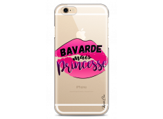 Coque iPhone 6/6S Bavarde mais Princesse