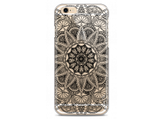 Coque iPhone 6Plus/6SPlus Black Mandala