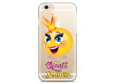 Coque iPhone 6/6S Chiante mais Princesse