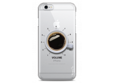 Coque iPhone 6/6S Coffee Time design