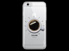 Coque iPhone 6Plus/6SPlus Coffee Time design