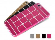 Coque iPhone 6 Plus Alu Design