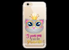 Coque iPhone 6Plus/6SPlus Je suis une Princesse
