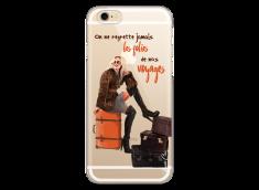 Coque iPhone 6Plus/6SPlus Les folies de nos voyages