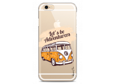 Coque iPhone 6/6S Let's be adventurers