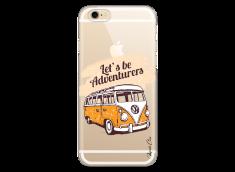 Coque iPhone 6Plus/6SPlus Let's be adventurers