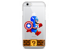 Coque iPhone 6/6S Mario Captain
